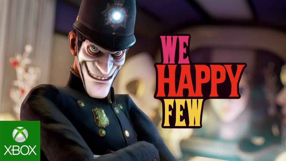 Los desarrolladores de We Happy Few hablan de Xbox Game Pass