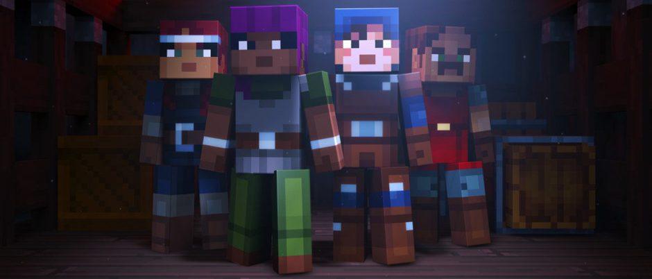 Mojang anuncia Minecraft Dungeons, un nuevo juego previsto para 2019