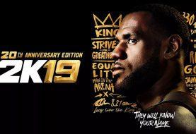 NBA 2K19 gratis este fin de semana con los Free Play Days de Xbox