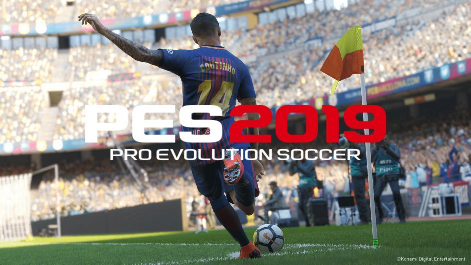Ya disponible el Data Pack 2.0 de PES 2019 para Xbox One