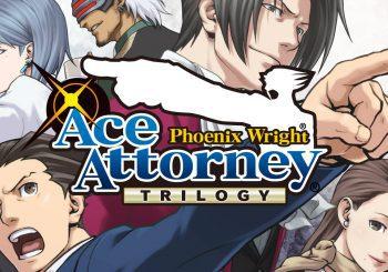 ¡Al estrado! Phoenix Wright: Ace Attorney Trilogy es anunciado para Xbox One