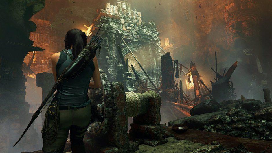 Ya está disponible la demo de Shadow of the Tomb Raider
