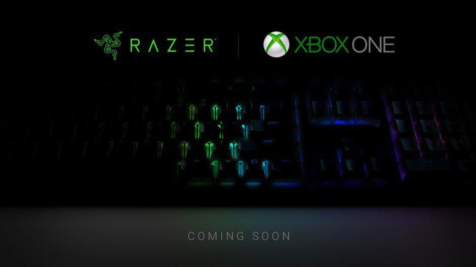 Microsoft traerá la compatibilidad con teclado y ratón en octubre, y anuncia alianza con Razer