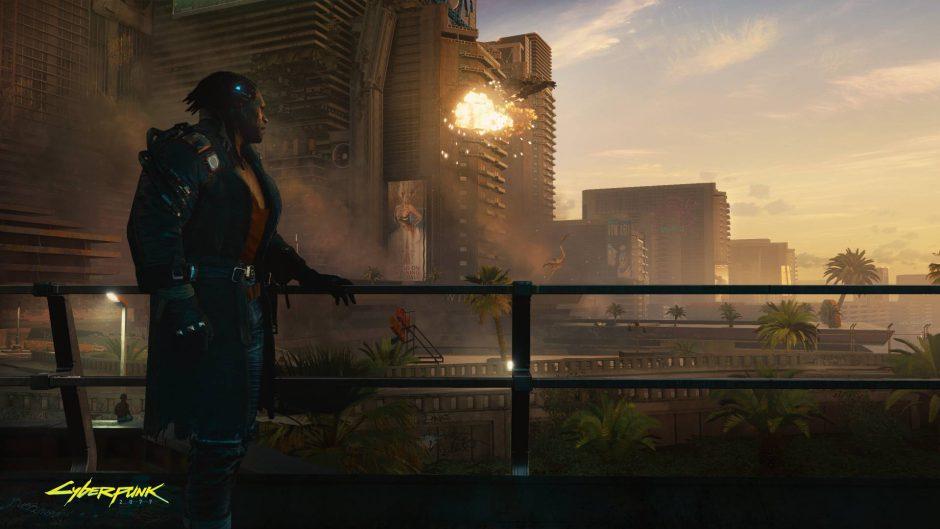 Cyberpunk 2077 tiene un equipo dedicado solo a misiones secundarias