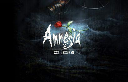 Análisis de Amnesia Collection