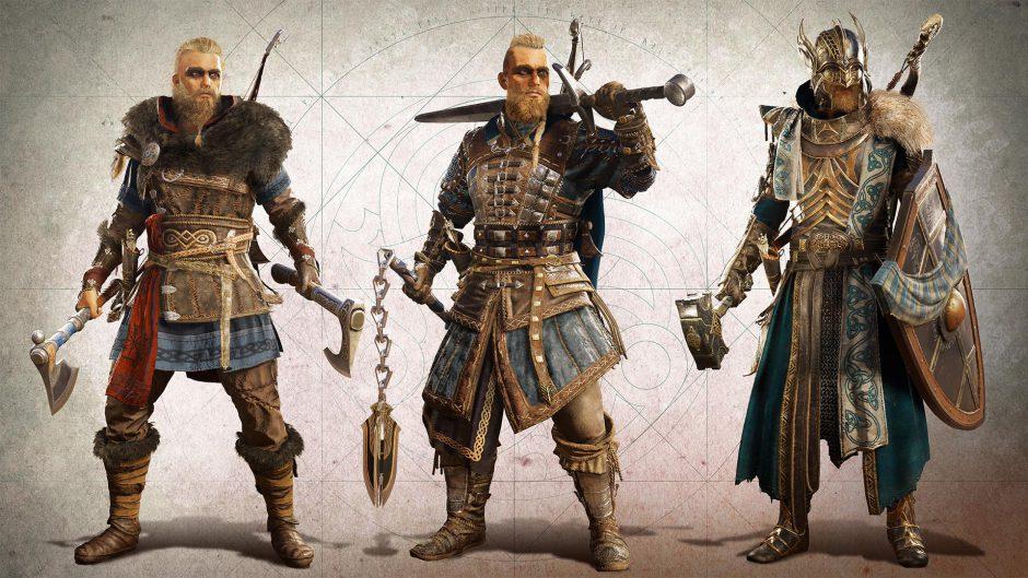 Las ediciones coleccionista de AC: Valhalla, WD: Legion y Far Cry 6 incluirán copia física en Xbox