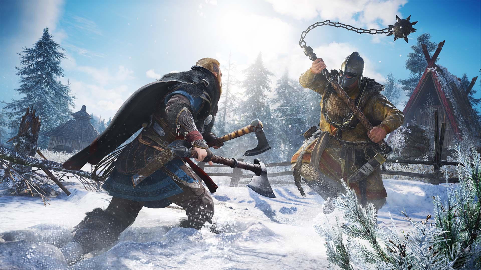 Assassin's Creed Valhalla - generacion xbox