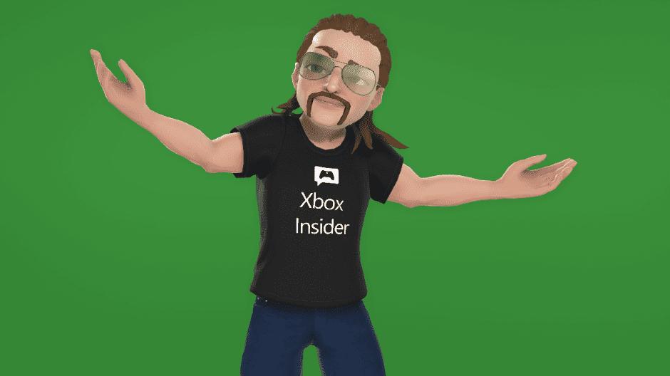Consigue gratis esta camiseta para tu avatar de Xbox One