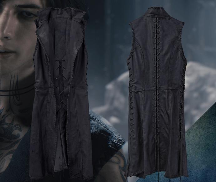 La edición Ultra Limited de Devil May Cry 5 incluye el abrigo de Dante y cuesta 6.900€