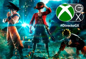 ¡Retransmitiendo beta de Jump Force en el #DirectoGX!