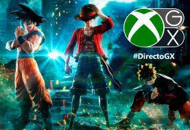¡Retransmitiendo beta de Jump Force en el #DirectoGX!