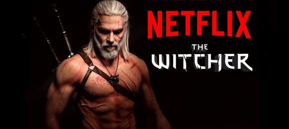 Primeras imágenes de Henry Cavill como Geralt de Rivia en la serie The Witcher de Netflix