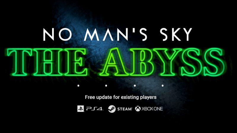 """Nuevo evento para No Man's Sky llamado """"El abismo"""""""