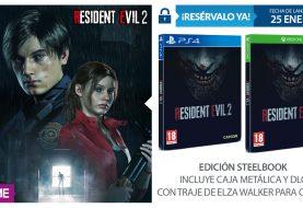 GAME presenta su edición exclusiva Steelbook de Resident Evil 2 Remake