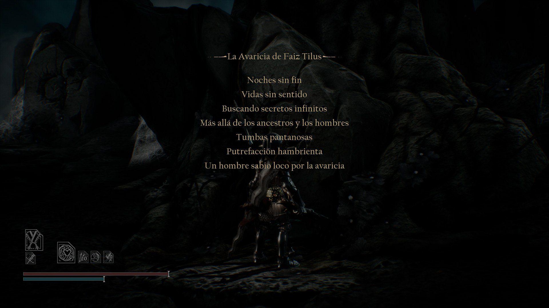 Análisis de Sinner: Sacrifice for Redemption 1