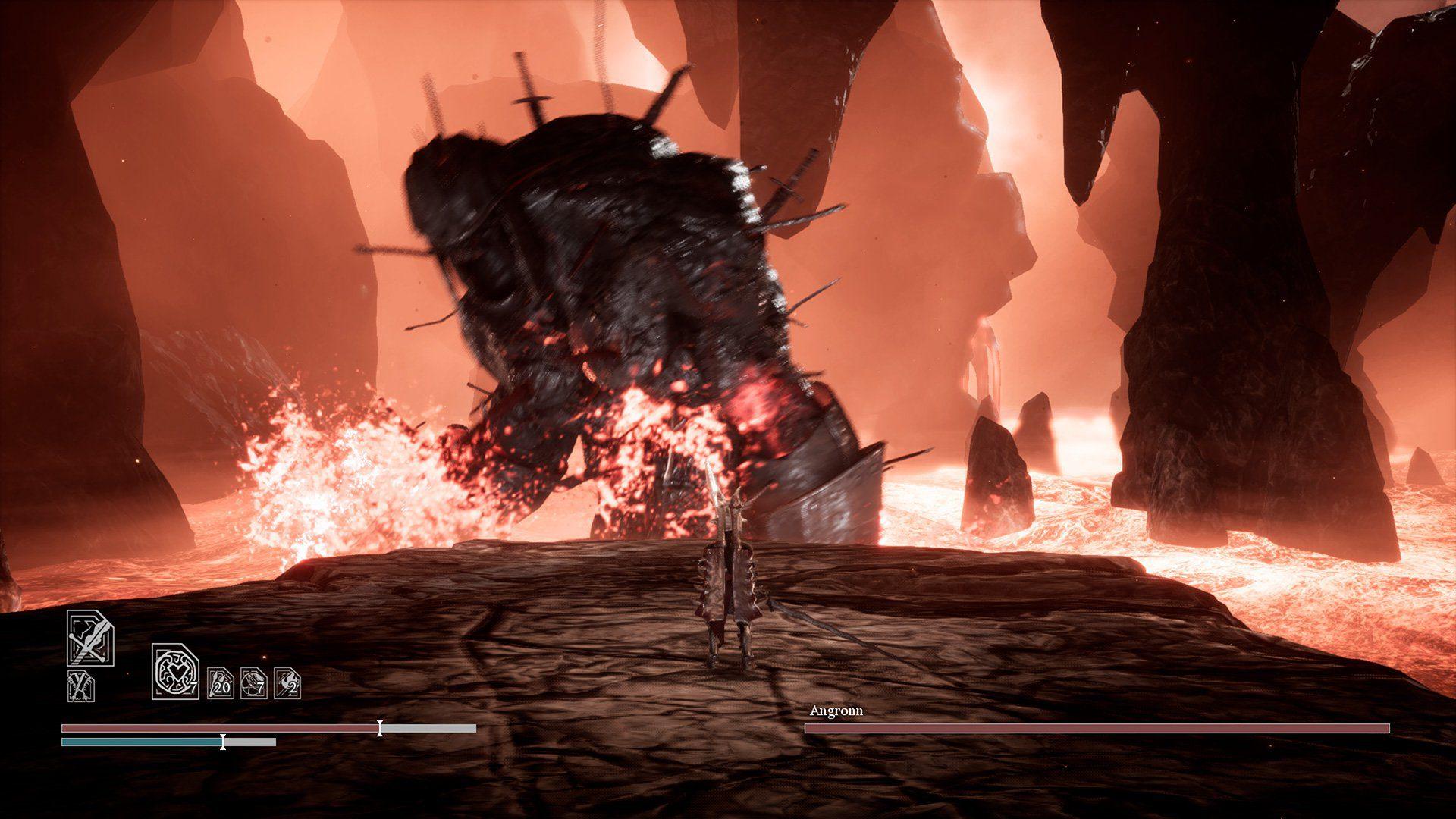 Análisis de Sinner: Sacrifice for Redemption 5