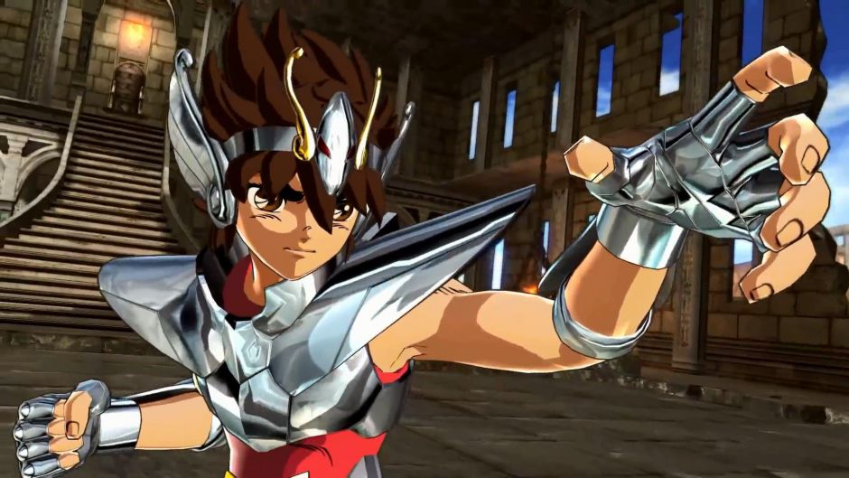 Jump Force: Saint Seiya estará presente en el crossover