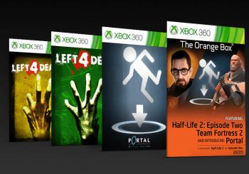 Cuatro nuevos juegos de Valve retrocompatibles mejorados para Xbox One X