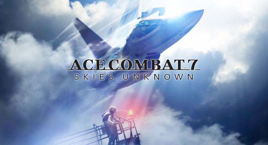 Ace Combat 7: Skies Unknown se muestra en un nuevo gameplay de 10 minutos