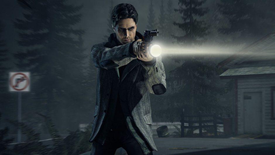 Alan Wake podría llegar en forma de Xbox One Enhanced y con mejoras
