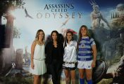 Asistimos a la presentación de Assassin's Creed Odyssey: un evento con patada espartana incluida