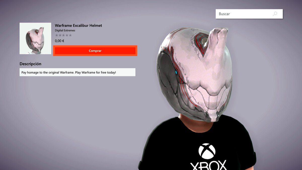 Avatares Xbox