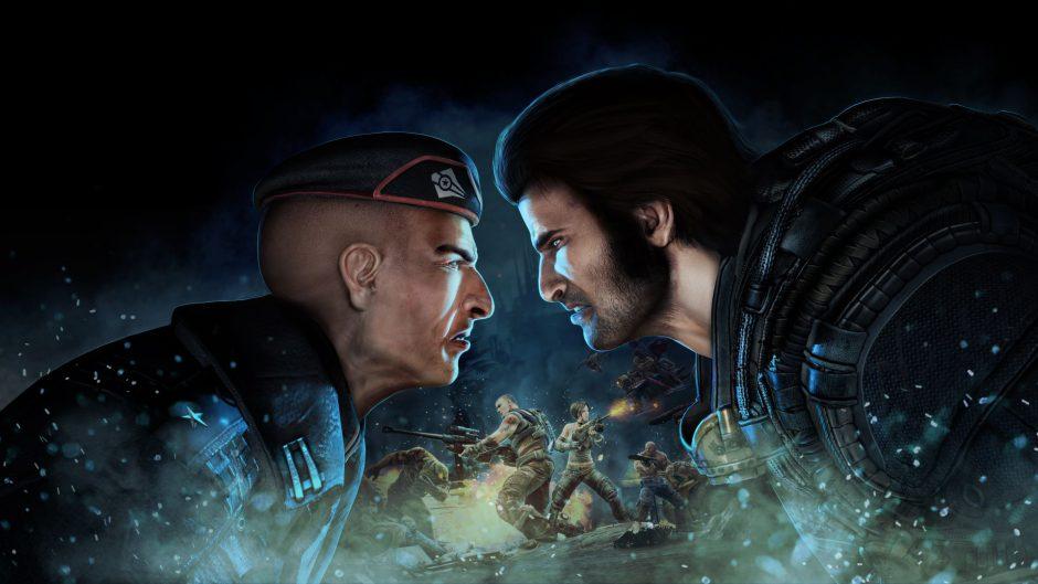 Comparativa de Bulletstorm entre Xbox One/X y PS4/Pro