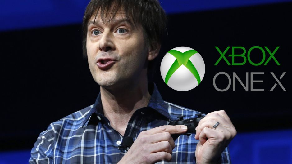 Xbox One X supera las expectativas de Mark Cerny, creador de PS4