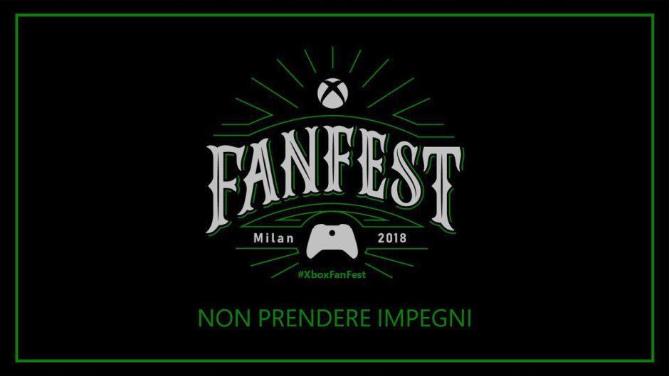 Xbox Italia y Xbox Francia confirman sus propios FanFest 2018