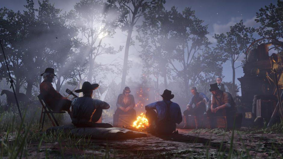 Un bug en Red Dead Redemption 2 hace desaparecer a varios miembros del campamento