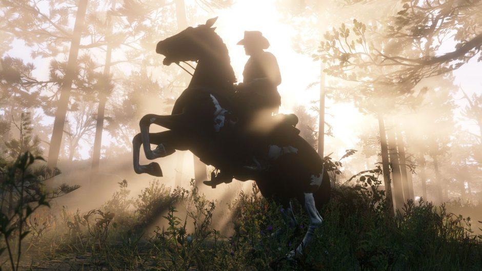 Digital Foundry sugiere que el HDR de Red Dead Redemption 2 es falso