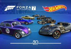 Ya disponible y GRATIS el pack de coches Hot Wheels de Forza Motorsport 7