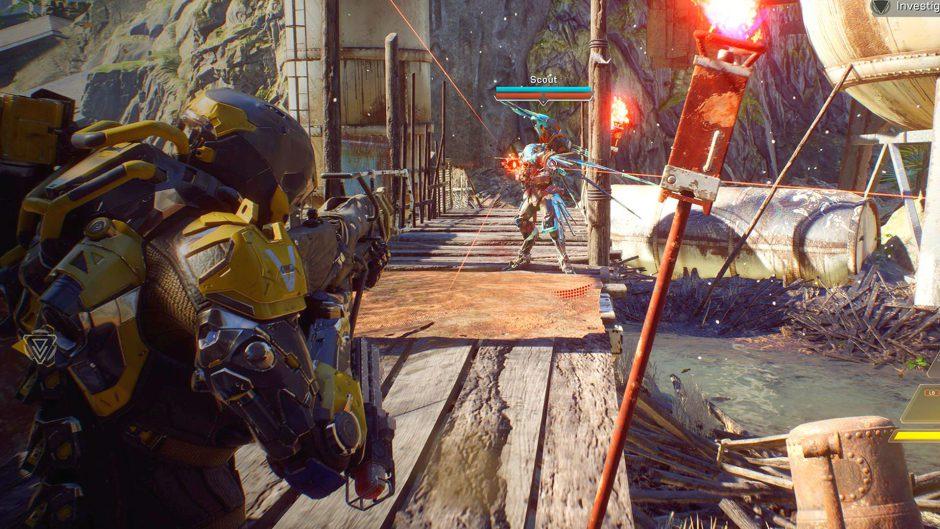 Bioware saca pecho mostrando un nuevo y espectacular gameplay de Anthem