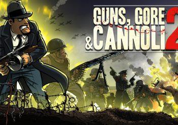 Análisis de Guns, Gore & Cannoli 2