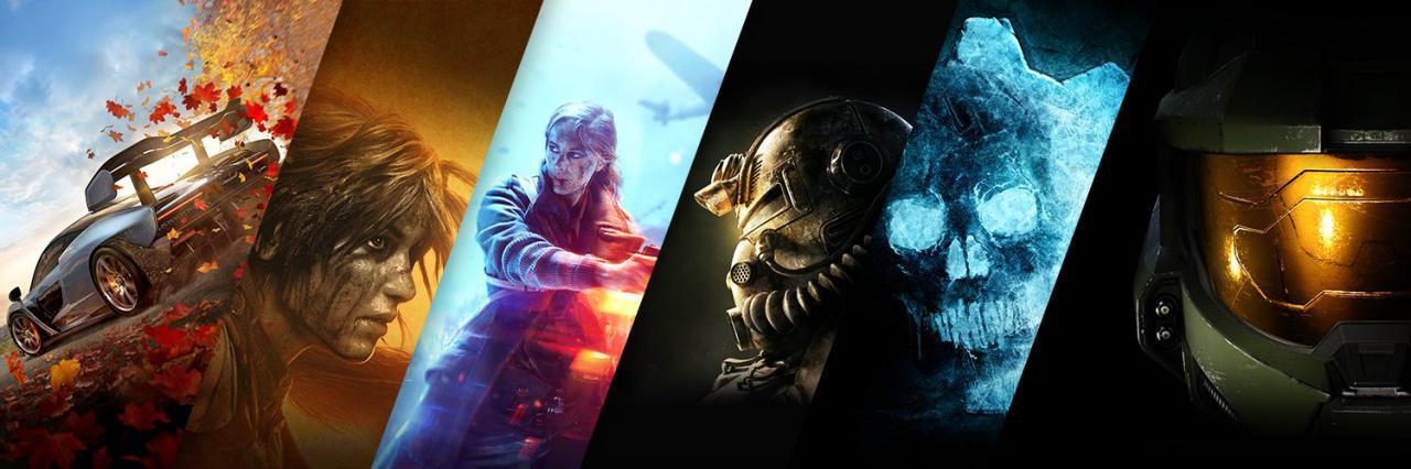 Este es el otoño de Xbox: cinco juegazos para recordar lo que nos gusta