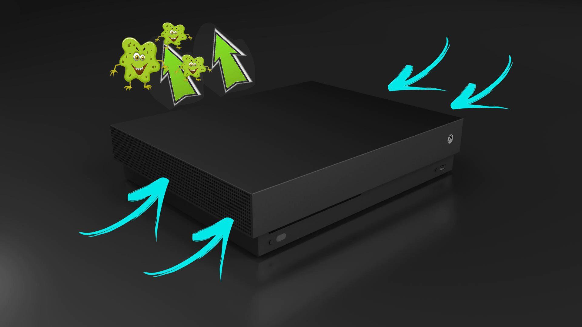 Te contamos cómo limpiar una Xbox One X y cada cuanto hay que hacerlo 1