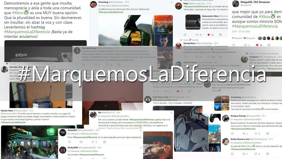 La iniciativa #MarquemosLaDiferencia ¡se convierte en un éxito!