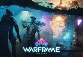 La nueva expansión de Warframe llega en noviembre, pero aún no a Xbox