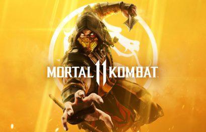 Así luce el espectacular Scorpion en Mortal Kombat 11