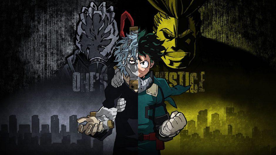 Bandai Namco estrena el trailer de lanzamiento de My Hero One's Justice