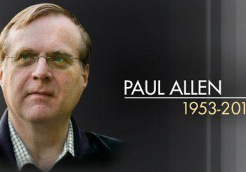 Paul Allen, cofundador de Microsoft junto a Bill Gates, fallece a los 65 años