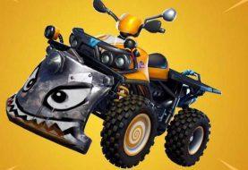 Ya disponible el Quadcrasher, el nuevo vehículo de Fortnite Battle Royale