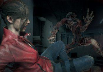 Los lickers a escena en el último vídeo de Resident Evil 2