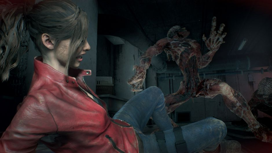 Comparativa visual de Resident Evil 2 remake con el clásico original