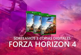 Sorteamos 3 nuevas copias digitales de Forza Horizon 4 para Xbox y Windows 10