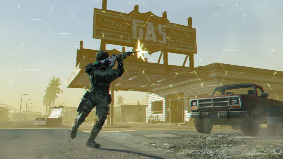 El modo battle royale de Warface llegará a finales de mes en Xbox One