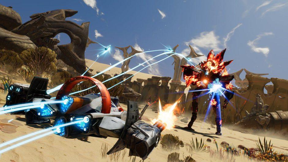 Starlink: Battle for Atlas, gratis en Xbox One hasta el 22 de abril