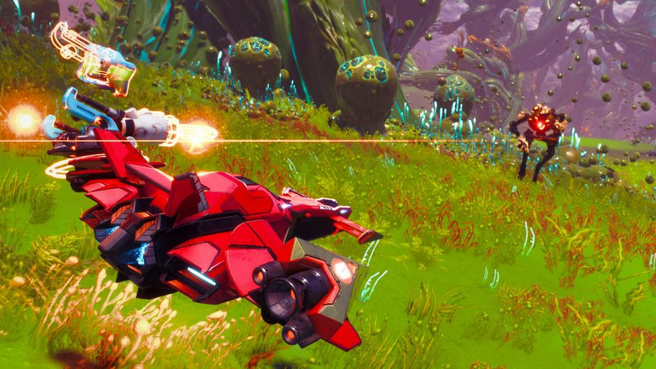 Starlink: Battle For Atlas se actualiza con nuevos contenidos gratuitos