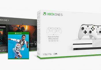 Compra cualquier pack de Xbox One X o Xbox One S con FIFA 19 gratis y 50€ de descuento en la Microsoft Store