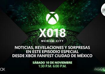 """Xbox vuelve a confirmar que """"habrá revelaciones y sorpresas"""" en el X0 2018"""